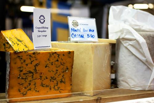 cheese @ hauptbahnhof market