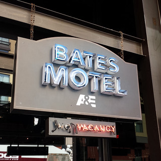 Vacancy at the Bates Motel