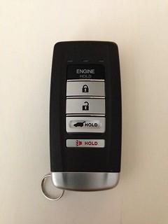 Using Remote Key To Locate Car Acura Mdx Forum Acura
