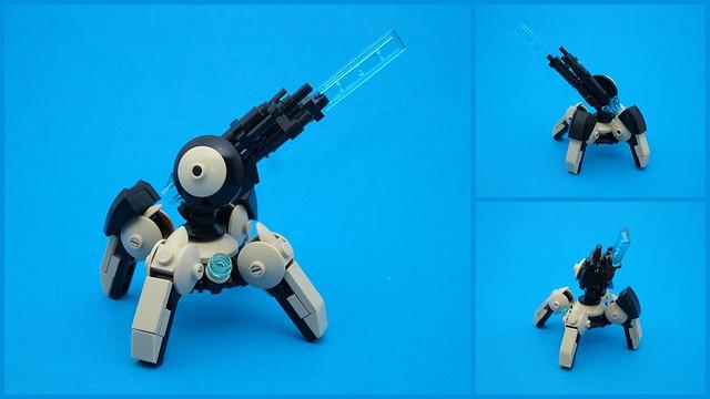 """I-ST-82 """"Arcbringer"""" - Scrambler Artillery Variant"""