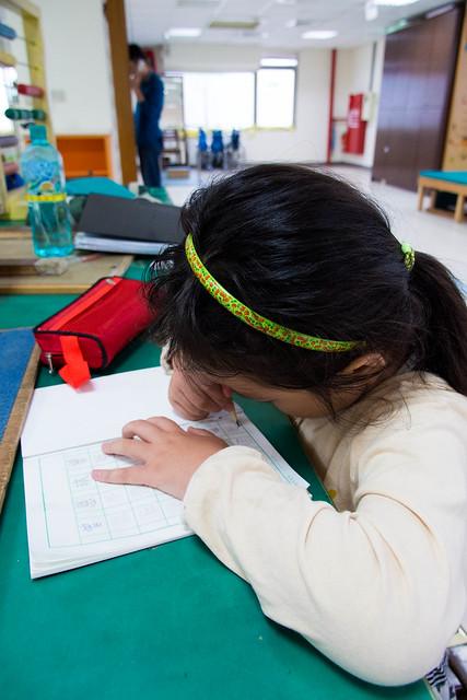 [occupational therapy]–一些簡單的方法判別學齡前到二年級小孩是否有算術障礙的問題