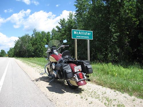 07-19-2013 Ride McAllister,WI