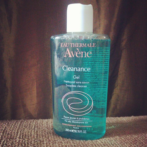 Eau Thermale Avene Cleanance K Soapless Cleanser Review