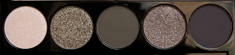 IsaDora highlands eye shadow palette3