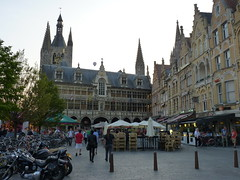 Ypres, Cloth Hall square (2)
