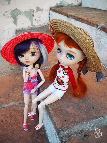 Sumomo y Pippi (Hysl)