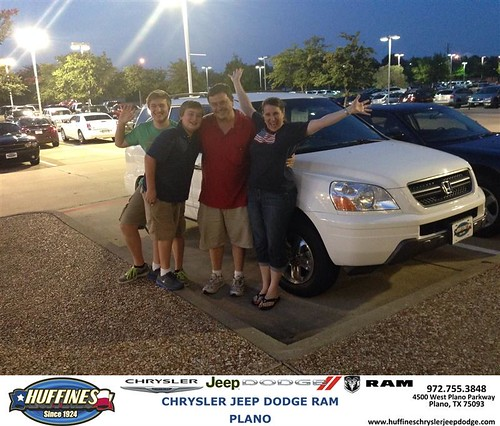 DeliveryMaxx Congratulates Zach Stanley and Huffines Chrysler Jeep Dodge Ram Plano on excellent social media engagement! by DeliveryMaxx