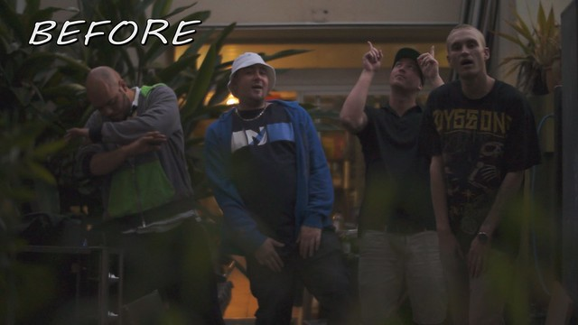 Hyjak & Rates - 'Suicide' Music Video