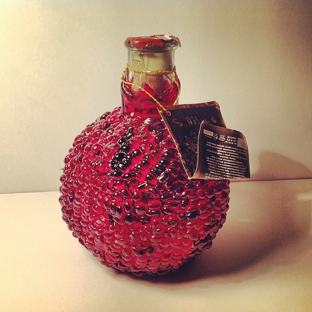 #armenia #vine #армения #вино Гранатовое вино из Армении. 1000 рэ бутылка