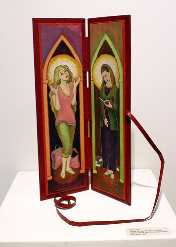 Portable Altar Ego: Our Lady of Perpetual Confusion and Our Lady of the Perpetual Student