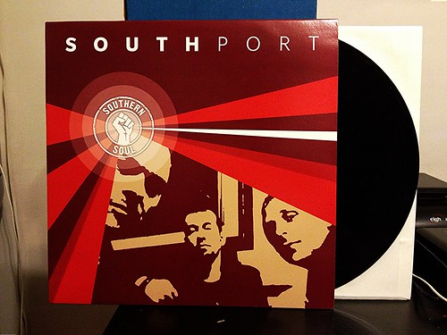 Southport - Southern Soul LP by Tim PopKid