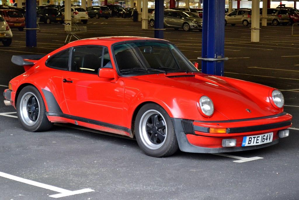 1980 porsche 911 turbo seen at newport retail park flickr. Black Bedroom Furniture Sets. Home Design Ideas