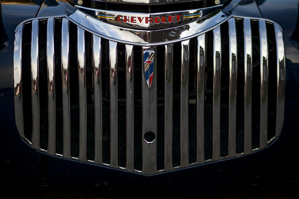 Chevy Grill