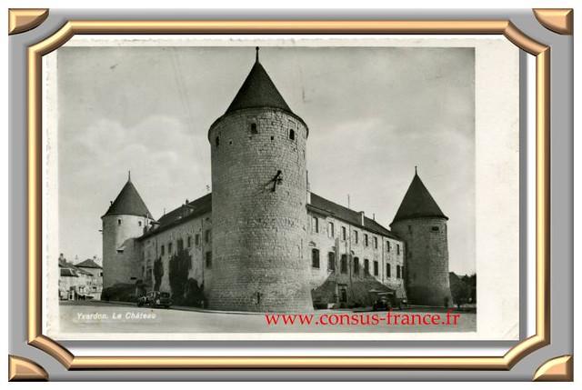 Yverdon Le Château