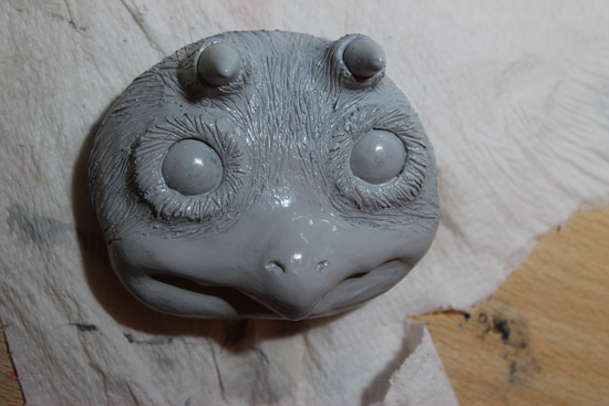 WIP- Baby Pikopo