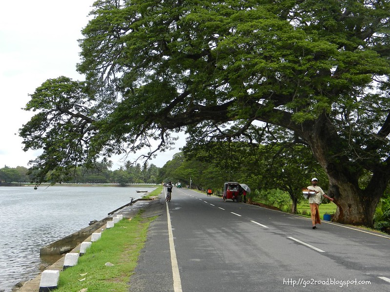 Дороги Шри Ланки