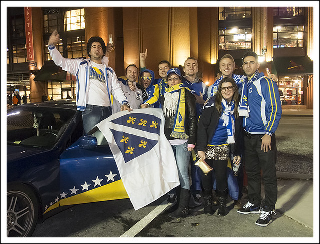 Bosnian Fans 1