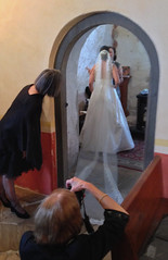 Tish Em Bride Peek