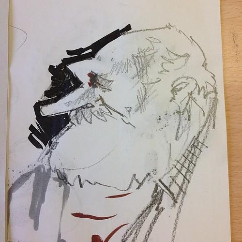 Doodles ramon ayerza by josu maroto