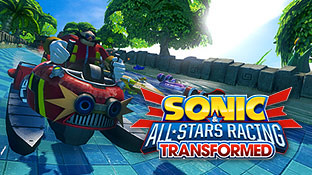 PS Plus: Sonic All Stars Racing Transformed