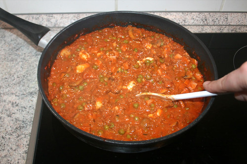 44 - Mozzarella schmelzen lassen / Melt mozzarella