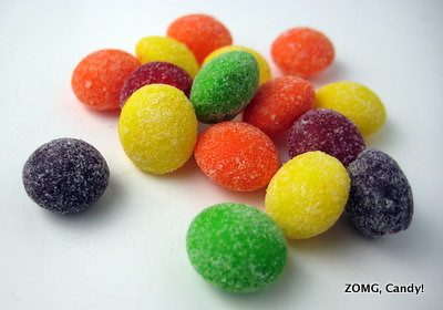 Sour Skittles flavors