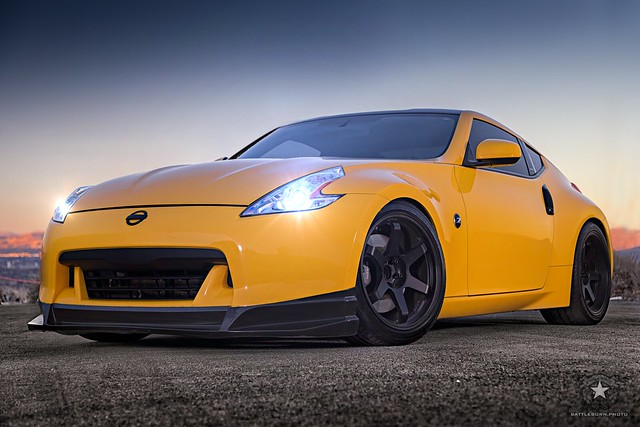 So much yellow...370Z -- Transportation in photography-on-the.net forums