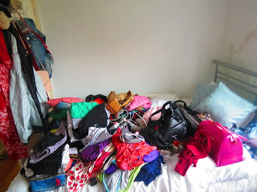 Packing Mess