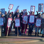 Nurses Protest Patient Care Concerns in Barstow