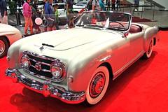 1953 Nash Healey Drophead Roadster 2