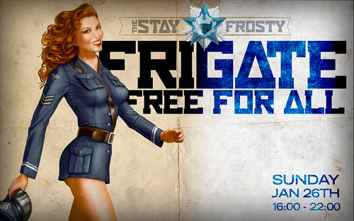 Stay Frosty FFA Wallpaper Teaser