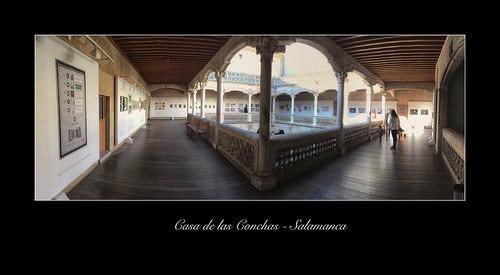 Casa de las Conchas by Andrés Ñíguez
