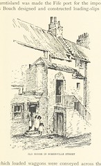 """British Library digitised image from page 173 of """"Fife: Pictorial and Historical; its people, burghs, castles, and mansions"""""""