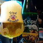 ベルギービール大好き!!トリプル・カルメリートKarmeliet Tripel @CraftBeerBASE