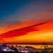Benbrook Lake Sunrise by dfikar