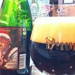 ベルギービール大好き!!ラ・ルル・クリスマス・キュべLa Rulles Cuvee Meilleurs Voeux@クラフトビアベース@CraftBeerBASE