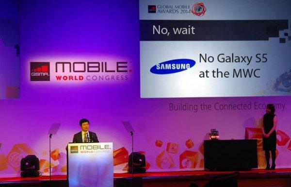 Выход Samsung Galaxy S5