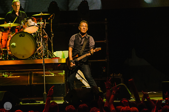 Bruce Springsteen concert Velodrome Bellville Cape Town 26 January 2014 shot by Desmond Louw dna photographers 24