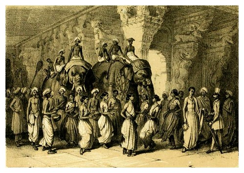 007-Voyages dans l'Inde -1858- Alexis Soltykoff