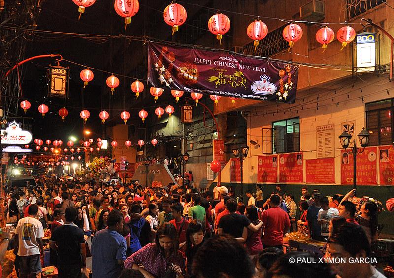 Philippines: Manila Chinatown Binondo