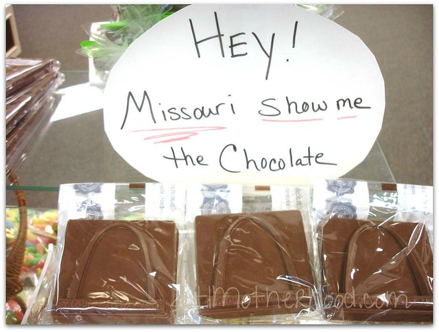 tour the chocolate factory St. Louis