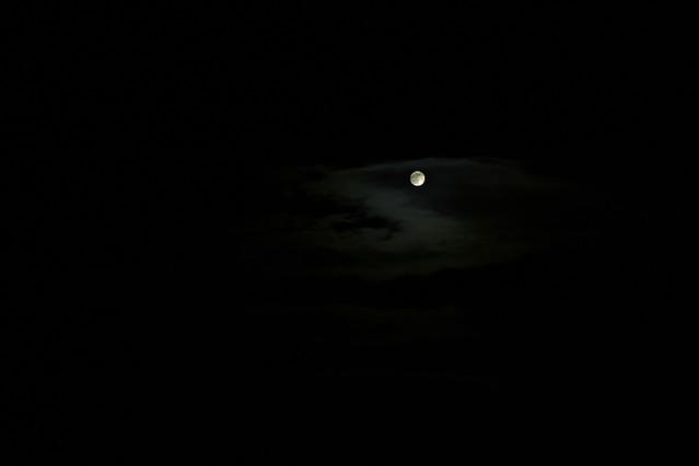 October 22, 2010: October moon