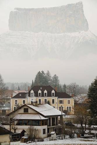Mont Aiguille by erwannf