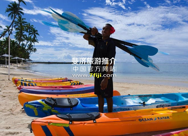 斐济沃里克度假村(Warwick Fiji Resort & Spa)水上运动