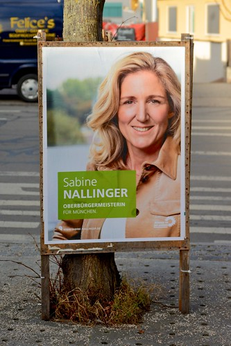 Sabine Nallinger by tom_p