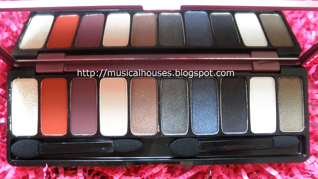Etude House Play Color Eyes Palettes So Hot Play 1