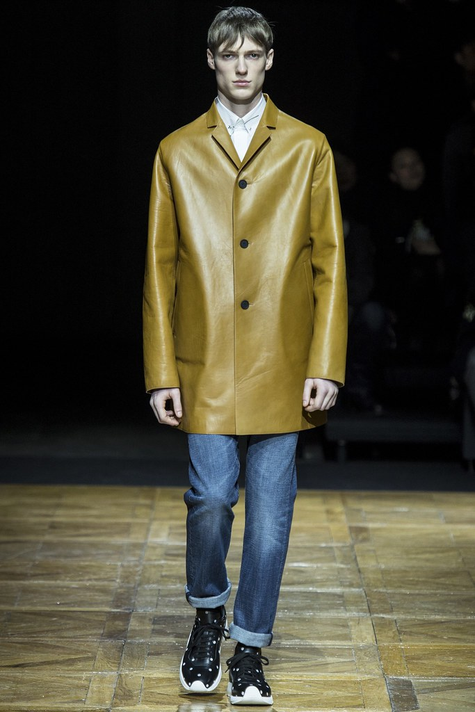 FW14 Paris Dior Homme032_Tommaso de Benedictis(VOGUE)