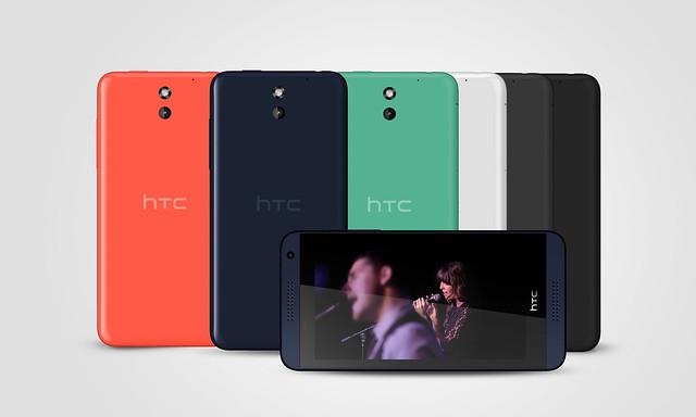 [新聞稿] HTC DESIRE 610 開啟中階智慧型手機新世代 @3C 達人廖阿輝
