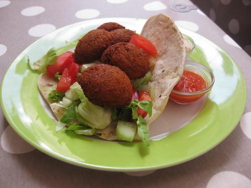 Falafel, Nishta, Dubrovnik