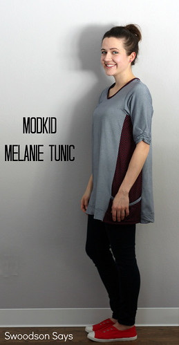 12961851493 2245ea0561 Melanie Modkid Tunic   Pattern Review